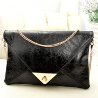 Wholesale Hot Chain Shoulder Bags European and American Style Women Leather Handbags High Women Messenger Bags Drop Shipping