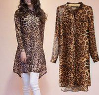 Cheap Leopard Dress Best Punk