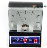 DC вольтметр 3V, 15В Вольтметр Физический эксперимент оборудование Аналог Вольт Напряжение Вольтметр метр панели DC вольтметр