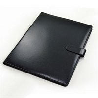 best executive gifts - Best Price Best Promotion Executive A4 Conference Folder with Clipboard Mens Business Gift Fit For Office Supplies