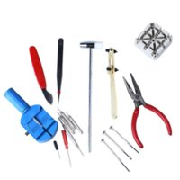 Wholesale High Quality Domu Piece Watch Repair Tool Kit Set Pin amp Back Remover