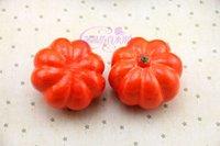 foam pumpkins - 30 Artificial Vegetables pumpkin foam pumpkin fruit model props child early learning toy film props