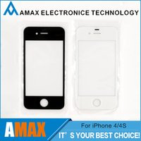 Wholesale hot sale replacement iphone screen for iphone s glass lens iphone4 s i phone s lcd touch screen