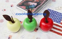 stamps - NEW Apple design Stamp Multi purpose Decoration funny DIY gift