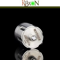 air revolvers - revolver rda atomizer with Adjustable supplemental top air flow and Three post with split center post