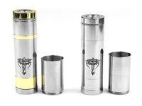 Cheap King Nemesis Chi you Mechanical Mod Best Quality Locking Bottom Button Adjustable E Cigarette Mod Free Shipping