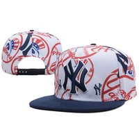 new york hats - New York Snapback Yankees Team Sports Caps New Arrival Baseball Snapbacks Cheap Flat Brim Caps Cool Hip Hop Hats Hot Sale Summer Caps