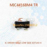 Wholesale MIC4416BM4 TR IC DRIVER MOSF LOW SIDE SOT143 MIC4416BM4TR MIC4416