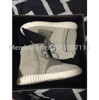 ankle boots - Original Quality Kanye Wesy Boost Sneakers Ankle Boots New Release Boost Shoes