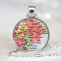 beijing photos - Beijing China Map pendant charm Beijing China Map necklace pendant Beijing China Photo necklace charm PD0438