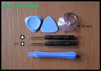 Wholesale 500 set bag Opening Pry Tool Screwdriver Repair Kit Set For iPhone S iPhone PH000 Pentagonal Torx screwdriver