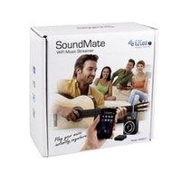 Wholesale 10pcs SoundMate WM201 AirPlay DLNA EZMusic WiFi Music Streamer For iOS Android Windows Mac Internet Radio Play D5340A