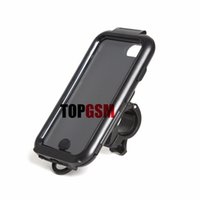Wholesale iPhone Motorcycle Bike Mount Holder Waterproof Tough Hard Mount Case for iPhone s Galaxy S3 Galaxy S4 iPhone iPhone S