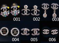 Cheap stud earrings Best double earrings