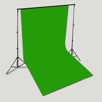 Wholesale Photo Studio Screen Background Support Stand Kit x6m Backdrop Chroma key Green