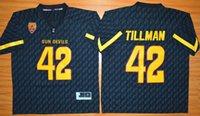 arizona state jersey - Men s New Stitched College Football Jerseys Pat Tillman Arizona State Sun Devils Football Jerseys S XXXL