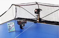 Wholesale Le Guitar Master Tennis Ball Machine Deluxe Edition Automatic Table Tennis Robots