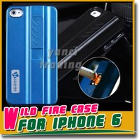 TPU Plastic cell phone cigarette lighter - USB Lighter Cell Phone Hard Case Fire Smoking Cigarette Luxury Mobile Cover for iPhone s S for samsung galaxy S5 S4 Samsung S3 note