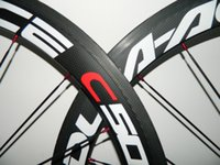 best wheelsets - Best quality white red rim full carbon bicycle wheelsets ceramic bearing Carbon Wheelset Red Blue Full Carbon mm Road Bike Wheels h