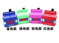 baby gifts export - Export to Europe children s educational music house musical toys children s Accordion baby gift genuine enlightenment