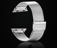 Cheap Smart Watches Stainless steel watch band Best For Apple OEM stainless steel watch strap