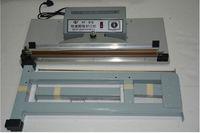 automatic bagging equipment - 600mm plastic bags pedal impulse heating sealer aluminum filter paper package sealing machine packaging equipment tools packer
