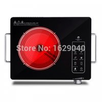 Wholesale 2200W Shaped far infrared heat no radiation Electric ceramic Induction Cooktops