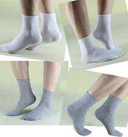 ankle socks black - Men socks fashion men women sports cotton ankle socks Pure color sock slippers black white gray gift