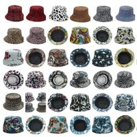 Wholesale 2014 New Nice Blank Plain Bucket hats Hat Fisherman Hat Stingy Brim Hats Cotton hat Cap Caps Mix Order High Quality Hot Selling