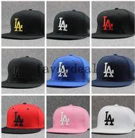 Wholesale 2015 new arrival snapback hats custom snapbacks hat LA baseball caps