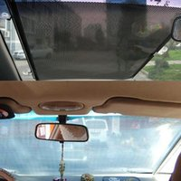 Wholesale 1Set Sun Shade Window Screen Cover Sunshade Protector Car Auto Truck