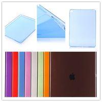 gel keyboard - Ipad Pro Tpu case back cover for ipad mini mini4 full wrapped soft gel skin cases mulit dustproof
