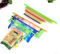 Wholesale Magic Bag Sealer Stick Unique Sealing Rods Great Helper for Food Storage DHL