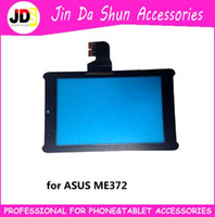 asus tablet repairs - DHL EMS Black Capacitive quot For Asus Fonepad ME372CG ME372 K00E L Tablet PC New Touch Screen Panel Digitizer Sensor Glass Repair Parts