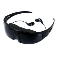 Wholesale Virtual Video Glasses For Ipod Iphone PMP Play Games With PS2 PS3 XBOX Wii VG260 USB AV In Inch E5175A