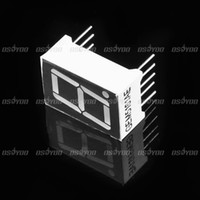 Wholesale 20pcs quot inch Digits Segment Common Cathode Red LED Numeric Digital Display Drop Shipping