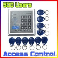 Wholesale Security RFID Proximity Entry Door Lock Access Control System User Keys A5
