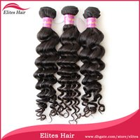 elites hair - Elites hair products Brazilian virgin hair extensions human hair weft more wave quot quot unprocessed hair DHL Free BH603
