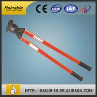 Wholesale LX Insulated cable Compression Knives Multi function Cable Cutter Compression Aluminum Crimpr Connector Cable Splicer Knife