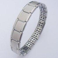 Wholesale new SALE Nano Energy bracelet Titanium Germanium Bracelet Pain Relief Powerfull