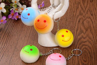 Stainless Steel amusing photos - NEW Hot Cartoon Game movie Key lovely bread Smiley Emoticon Amusing many style keychain wedding favors keychain cc140