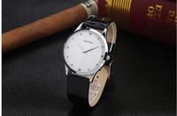 ancient steel - Ultra thin watch men belt in north Men s watch table restoring ancient ways is han edition
