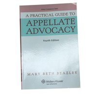 Wholesale A Practical Guide to Appellate Advocacy Forth Edittion DHL
