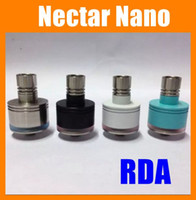 bamboo diameter - Colorful Nectar Nano RDA mm Diameter Rebulidable Airflow Control ml Capacity Atomizers VS Bamboo Derriger RDA ATB385