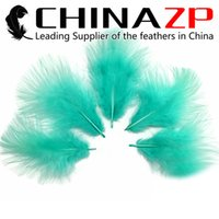 aqua christmas decorations - Leading Supplier CHINAZP Crafts Factory cm inch Length Good Quality Dyed Aqua Blue Turkey Marabou Feathers