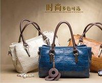 leather bag - Fashion Genuine Leather Bag Cowhide Women s Tassel Bag Shoulder Bag Vintage Handbag