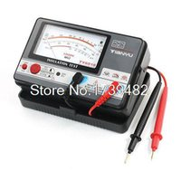 battery cable resistance - TY V M Ohm Battery Powered Insulation Resistance Tester