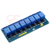 Wholesale L109New Channel V Relay Module Board for Arduino PIC AVR MCU DSP ARM