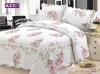 Wholesale Cotton Bed Cover Bedspread cm Many Colors Available
