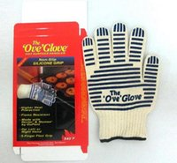 Wholesale 20pcs Ove Glove Microwave oven Glove Heat Resistant Cooking Heat Proof Oven Mitt Glove Hot Surface Handler